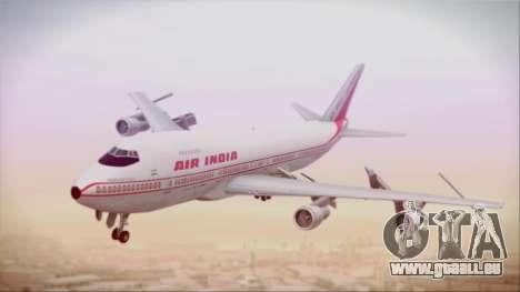 Boeing 747-237Bs Air India Krishna Deva Raya pour GTA San Andreas