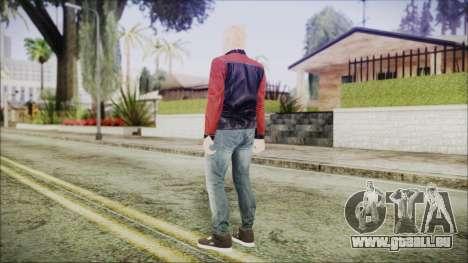 GTA Online Skin 42 pour GTA San Andreas troisième écran