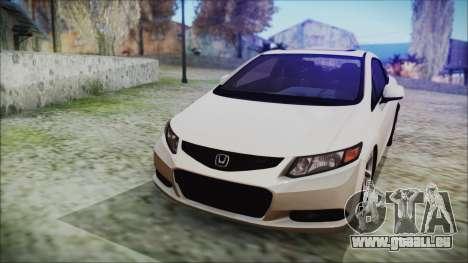 Honda Civic Si 2012 für GTA San Andreas