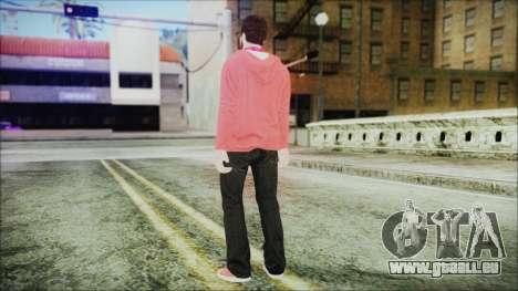 GTA Online Skin 26 pour GTA San Andreas troisième écran