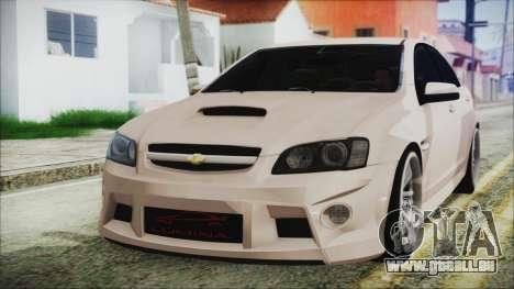 Chevrolet Lumina 2009 für GTA San Andreas