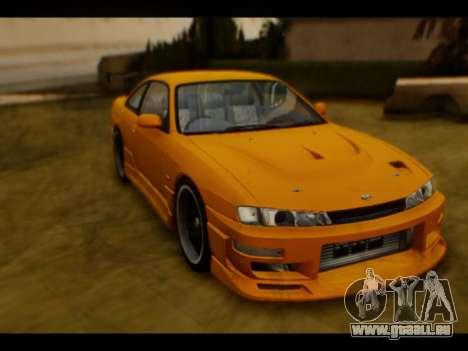 ENB S-G-G-K pour GTA San Andreas troisième écran