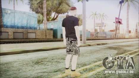 GTA Online Skin 46 für GTA San Andreas dritten Screenshot