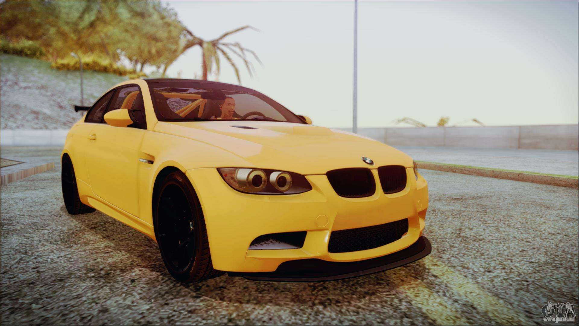 bmw m3 gts 2011 ivf pour gta san andreas. Black Bedroom Furniture Sets. Home Design Ideas