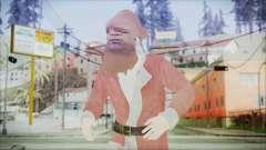 GTA 5 Santa afro-Américaine