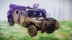 Humvee from Spec Ops The Line