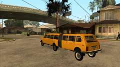 Der trailer zu dem VAZ 2131 Hyper