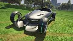 Mercedes-Benz Silver Lightning - Add-on