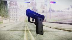 GTA 5 SNS Pistol - Misterix 4 pour GTA San Andreas