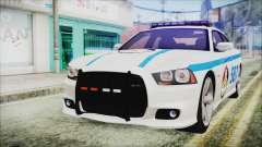 Dodge Charger SRT8 2012 Iraqi Police
