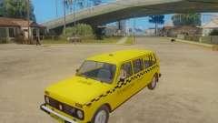 VAZ 2131 7-Tür-Taxi