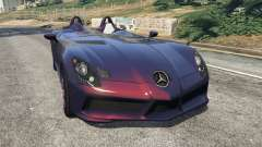 Mercedes-Benz SLR McLaren Stirling Moss pour GTA 5