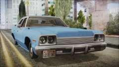 Dodge Monaco 1974 Civilian