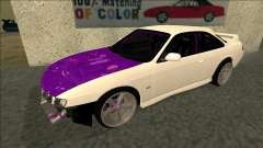 Nissan Silvia S14 Drift
