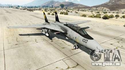 Grumman F-14D Super Tomcat Redux für GTA 5