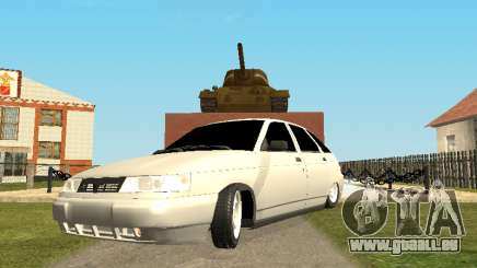VAZ 2112 Bunker 0.1 v für GTA San Andreas
