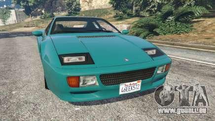 Grotti Cheetah Classic pour GTA 5