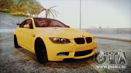 BMW M3 GTS 2011 IVF für GTA San Andreas