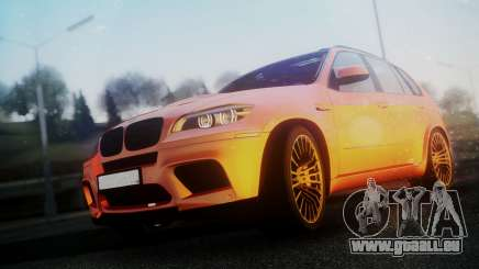 BMW X5M SMOTRA.GT pour GTA San Andreas