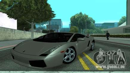 Lamborghini Gallardo Tunable pour GTA San Andreas
