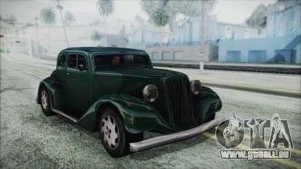 Hustler Beta für GTA San Andreas