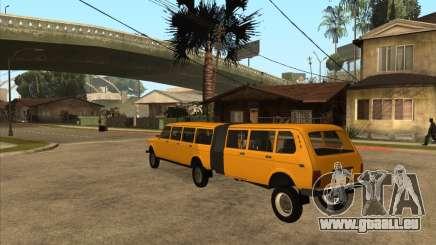 Der trailer zu dem VAZ 2131 Hyper für GTA San Andreas