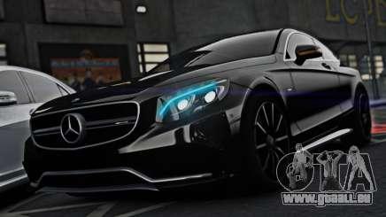 Mercedes-Benz S63 Coupe AMG 2015 für GTA 4