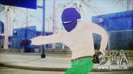 GTA Online Skin 56 pour GTA San Andreas