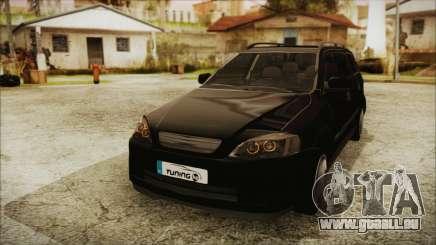 Opel Astra G Caravan Edition pour GTA San Andreas