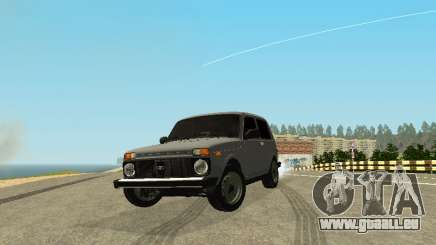 VAZ 2123 Niva automatique du Son pour GTA San Andreas