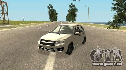 Lada Kalina 2 - Granta für GTA San Andreas