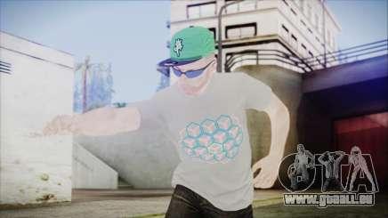 GTA Online Skin 45 pour GTA San Andreas