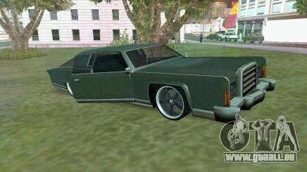 New Remington v0.1 pour GTA San Andreas