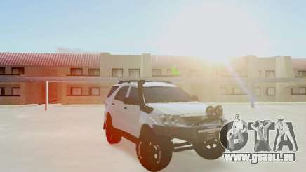 Toyota Fortuner 2012 TRD Off-Road für GTA San Andreas