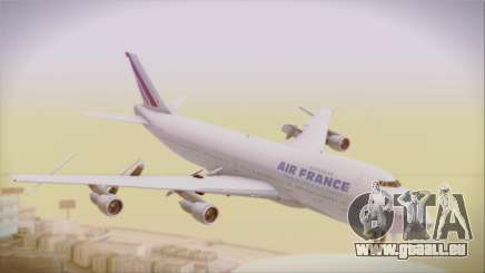 Boeing 747-128B Air France pour GTA San Andreas