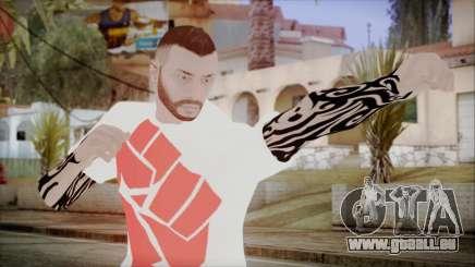 GTA Online Skin 17 pour GTA San Andreas