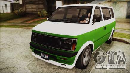 GTA 5 Declasse Moonbeam für GTA San Andreas