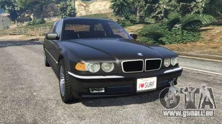 BMW L7 750iL (E38) für GTA 5