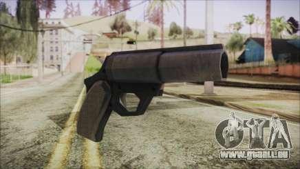 GTA 5 Flare Gun - Misterix 4 Weapons für GTA San Andreas
