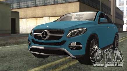Mercedes-Benz GLE 450 AMG 2015 für GTA San Andreas