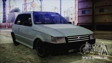 Fiat Uno Fire Tuning für GTA San Andreas