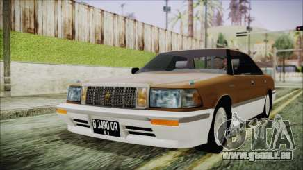 Toyota Crown Royal Saloon 1994 für GTA San Andreas