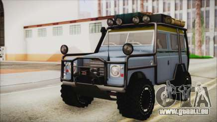 Land Rover Series 3 Off-Road pour GTA San Andreas