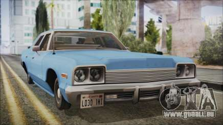 Dodge Monaco 1974 Civilian für GTA San Andreas