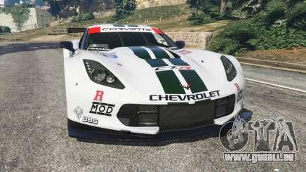 Chevrolet Corvette C7R pour GTA 5