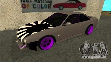 Nissan Silvia S14 Drift pour GTA San Andreas