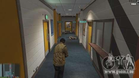 Open All Interiors v4 pour GTA 5