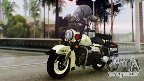 New Police Bike für GTA San Andreas