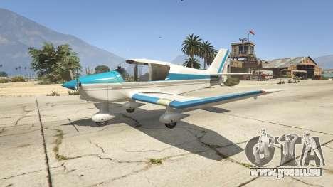 GTA 5 Robin DR-400