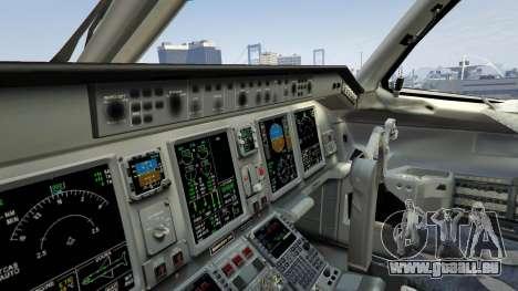 GTA 5 Embraer 195 Wind vierten Screenshot